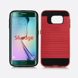 $enCountryForm.capitalKeyWord Australia - For Samsung A5 A500 A3 A300 A7 A700 A8 A800 G313H G357 G355H Metal Brushed Polish Style Lars Mars Hybrid combo Case Cover