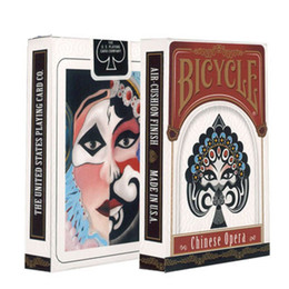 $enCountryForm.capitalKeyWord Australia - Bicycle Opera Playing Cards Deck Poker Size USPCC Custom Limited Edition Magic Cards Close Up Stage Magic Tricks Props for Magician