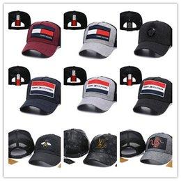 705dd99bdd3 Barato North Luxury marca Sombrero facial Sombrero de papá hiphop golf  polose gorras de béisbol para hombres y mujeres