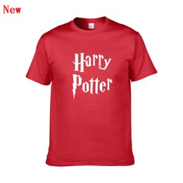 $enCountryForm.capitalKeyWord Australia - Hot Sale men t shirt harry potter hogwarts print shirts unique design harry potter costume cool magic school hogwarts t-shirt ZG13