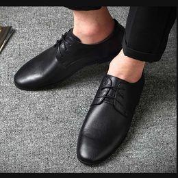 $enCountryForm.capitalKeyWord Australia - Classic popular business men's shoes top daily fashion work versatile casual shoes