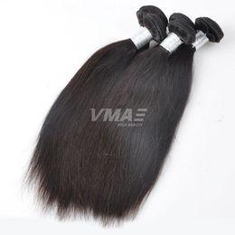 Rosa Products Australia - Full Head Rosa Brazilian Hair Bundles Best Quality 8A Brazilian Virgin Hair Straight Brazilian Hair Weave Bundles 3 Pcs VMAE Products