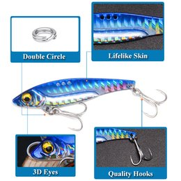 $enCountryForm.capitalKeyWord NZ - New Long-Lip VIB Blade Laser Fishing lure 5cm-8g 6cm-13g 6.5cm-16g 3size Metal jigging distressed baitfish