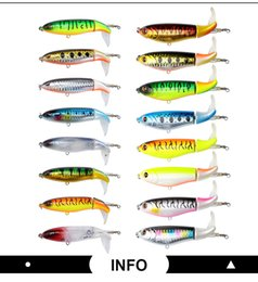 $enCountryForm.capitalKeyWord Australia - 50pcs 13g   17g Fishing Lure 16 colors Propeller Waters Surface Hard Baits Floating Water Free Shipping