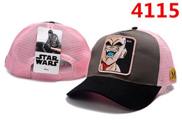 $enCountryForm.capitalKeyWord Australia - Design Cartoon Caps Superman star Summer wars caps Baseball Hats Embroidery Animals Breathable Sun Cap Justice League of America Golf Hat