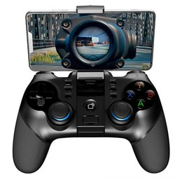 ipega controllers Canada - Ipega Pg -9156 Wirelesspad Bluetooth+2.4G Wireless Controller For Android Ios Pc Tv Game Controllers & Joysticks Game Accessories Box