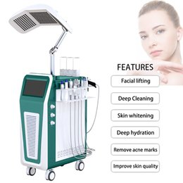Injector machIne online shopping - hot selling water jet peel spa machine deep hydration oxygen injector skin moisturizing high jet peel hydro facial machine DHL