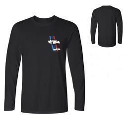 Vintage Spun Cotton Australia - Men's Long sleeve t shirt men E36 M3 supercar Print funny t-shirt 100% cotton casual tshirt Tee Top Vintage dry fit Men's Tees & Polos