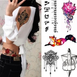 $enCountryForm.capitalKeyWord Australia - Multi-pattern Flower Animal Waterproof Body Paint Temporary Arm Tattoo Sticker