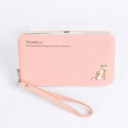 $enCountryForm.capitalKeyWord NZ - HOT Lovely Lady Wallets Women Long Wallets Purses Clutch Bags Phone Case For iPhone 6 Plus Lady Cute Coin Purse 19ING