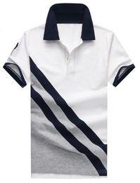$enCountryForm.capitalKeyWord Australia - Buy 2019 Men Striped Polo Shirts With Big Pony Summer Cotton Male Sports Polos Tee Shirt White Red