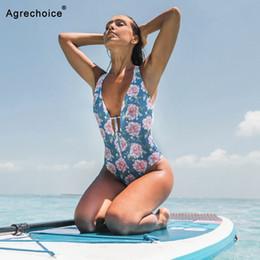 $enCountryForm.capitalKeyWord Australia - Sexy One Piece Swimsuit Women Swimwear 2019 New Print Monokini Backless Bathing Suits Summer Beach Wear Swimming Suit For Women Y19072401