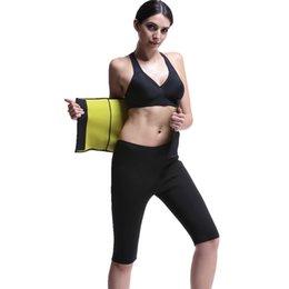 $enCountryForm.capitalKeyWord NZ - Belts Slimming Women Body Shapers Belt Neoprene Compression Corset Fitness Belt Waist Trainer Shapewear Trimmer Weight Loss