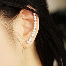 Korean ear studs online shopping - Statement Earrings Fashion Jewelry New Korean Earring Studs Pack clip on earrings Ear Cuffing