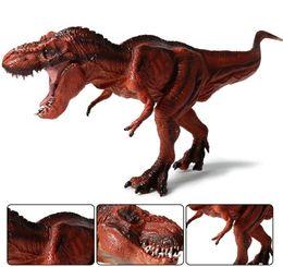 Life Size Figures Australia - Big Size Jurassic Wild Life Dinosaur Toy Set Plastic Play Toys World Park Dinosaur Model Action Figures Kids Boy Gift Home Decor