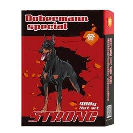 Großhandel Herz Futter Adult Beef Flavor vollständig trocken Hundefutter für Doberman Hühnerfleisch Rindfleisch Zutaten Hundefutter Wachstum Muscle Beauty Hair Test Boxed