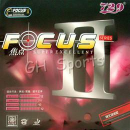 $enCountryForm.capitalKeyWord NZ - RITC 729 Friendship FOCUS II Attack + Loop Pips-In Table Tennis PingPong Rubber With Sponge