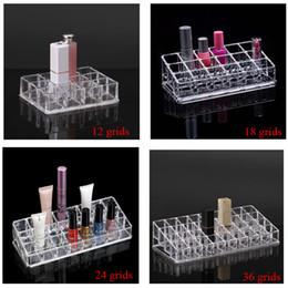 $enCountryForm.capitalKeyWord Australia - clear PS lipstick rack nail polish organizer jewelry storage box nail polish rack makeup