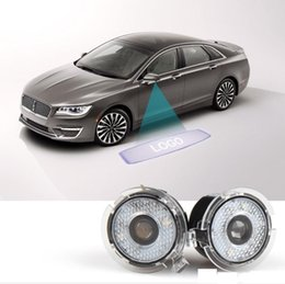 $enCountryForm.capitalKeyWord NZ - CAR ROVER Side Rear View Mirror Puddle Lights Ghost Shadow Welcome Logo Projector for 2007-2015 Lincoln Series
