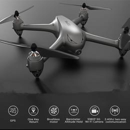 Drone Quadcopter Wifi NZ - MJX B2SE 5G WiFi FPV 1080P Camera GPS Brushless Altitude Hold RC Drone Quadcopter RTF
