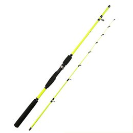 $enCountryForm.capitalKeyWord Australia - DSstyles Portable super hard fiberglass Fishing Rod 1.6 1.8 2.1 2.4m High Fishing Capacity Light Weight Lure Rod