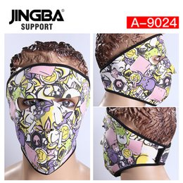 $enCountryForm.capitalKeyWord NZ - JINGBA SUPPORT Windproof Full Face Facemask Outdoor Ski Mask Riding Sport Moto Bike Mask Halloween Skull Cool Dropshipping