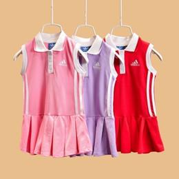 $enCountryForm.capitalKeyWord Australia - Ad 2019 new kids clothes girls dress ice silk small mesh skirt absolutely breathable three colors
