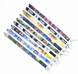 ce4426223f0e Games Fortnite Neck Strap Lanyard With Clip For keychain ID Card Holder  Hang Rope Lanyard Fashion Pendants Phone Straps fast dhl ship