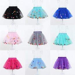 $enCountryForm.capitalKeyWord Australia - Infant Tutu Skirt Baby Girl Pettiskirt Ball Gown Girls Princess Party Ballet Dance Tulle Skirts Newborn Mini Baby Girls Clothes