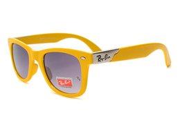 $enCountryForm.capitalKeyWord Australia - 2019 Brand designer Geometry Sunglasses Women men uv400 Lens Sun Glasses Mens Alloys Frame Eyeglasses Oculos De Sol with brown cases and box