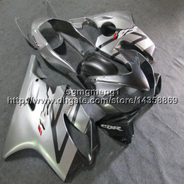 $enCountryForm.capitalKeyWord Australia - 23colors+Gifts Injection mold silver Body Kit motorcycle panels for HONDA CBR600F4i 2004-2007 CBR600 F4i 04 05 06 07 ABS motorcycle Fairing