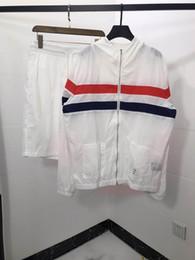 $enCountryForm.capitalKeyWord Australia - 19SS Italy Designer suit tracksuit Set Fashion Running 2019 Mens Brand Sports Suit Letter printing Slim Track Luxury Medusa Sportswear Kit