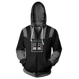 $enCountryForm.capitalKeyWord UK - 2019 Teen Hoodies Hoodie Suit 3D Print Zipper Up Jacket Sweatshirt For Adults Unisex