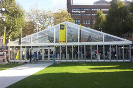 Newest Fashion Modern Easy Up Party China Marquee 50 People Clear Wedding  Canopy Tents 10*30