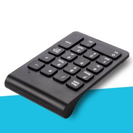 $enCountryForm.capitalKeyWord Australia - Portable 2.4G Wireless Digital Keyboard USB Number Pad 18 Keys Mini Numeric Keypad For Laptop PC Notebook Desktop JLRJ88