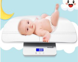 $enCountryForm.capitalKeyWord Australia - plit design electronic baby scale can measure height newborn baby weight scale free shipping