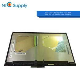 lenovo p NZ - MEIHOU For Lenovo Thinkpad X1 Yoga 2019 B140QAN02.2 P N SD10M67986 ST50M68122 00NY678 14.0 inch QHD IPS LCD Touchscreen Assembly