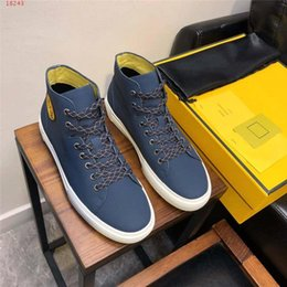 men travelling shoes NZ - Men fashion street shoes Casual outdoor travel high-top men shoes For everyday comfort style Size 38-44