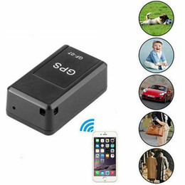 mini tracked vehicle Australia - Mini Realtime GPS GPR GSM Tracker Locator Car Motor Vehicle Tracking Device GPS Location Tracker for Luggage Wallet Pet