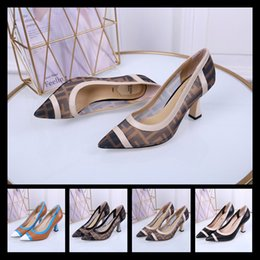 Sexy Round Peep Toe Stiletto Australia - 2019 Designers New Sexy Stiletto Heel Suede Back Ring Pointed Toe Women Pumps Fashion High Heels Shoes for Women Office Dress Shoes