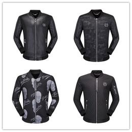 5930806a47d3 Leopard print Leather jacket online shopping - 2019 new men s jacket warm  coat patchwork designer