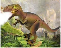 $enCountryForm.capitalKeyWord NZ - 30 cm High large Simulation Tyrannosaurus Smart spray dinosaur Remote control Spray walking Singing Early education puzzle toy