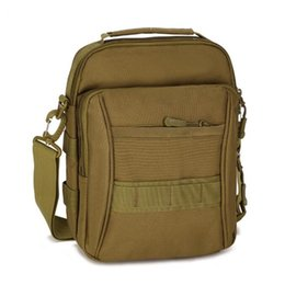 TacTical messenger casual online shopping - New Tactical Crossbody Bag Men s Handbag Waterproof Outdoor Sport Shoulder Messenger Riding Small bag Travel Hunting