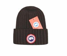 womens winter skull caps 2019 - Brand Beanie Mens Womens Warm Knitted Casual High Quality Winter Hats Caps Skullies Beanies