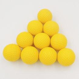 $enCountryForm.capitalKeyWord NZ - 10pcs pack Soft Indoor Practice PU Golf Balls Training Aid