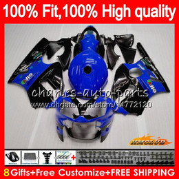 zx12r ninja fairing kit NZ - 100%Fit Injection For KAWASAKI ZX1200 C ZX 1200 12R 1200CC 00 01 48HC.55 ZX 12 R ZX12R 00 01 ZX-12R 2000 2001 OEM hot blue blk Fairing kit