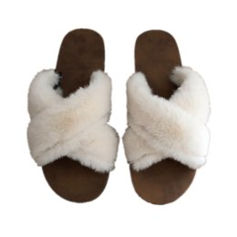 Wholesale MAO MAO Slippers Wear Cross Society Slippers New Style