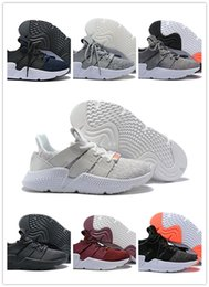 Discount Knit Fabric Australia - 2019 new cheap Wholesale Best Prophere Undftd EQT Knitting Running Shoes Top Quality Discount Sneakers designer shoes US 5-11
