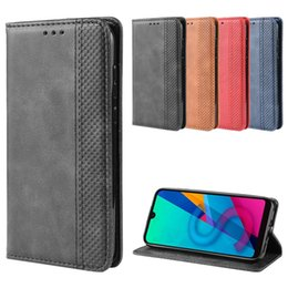$enCountryForm.capitalKeyWord Australia - For Huawei Y5 2019 Case Flip Y52019 Cover Vintage Style Leather Auto-absorbed Wallet Phone Case For Huawei Y5 2019