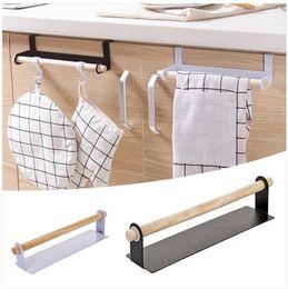 $enCountryForm.capitalKeyWord Australia - 2019 Sales!!!! Wholesales Free shipping wall hanging Iron Single pole towel bar stickers glue storage rack